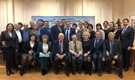 В ходе рабочего визита Л.М. Рошаль посетил наш Институт