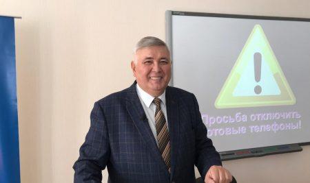 Поздравление с юбилеем Муталова Айрата Гайнетдиновича!